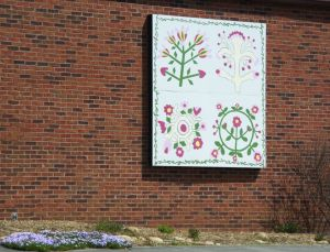 Jonesborough Visitor's Center Quilt.